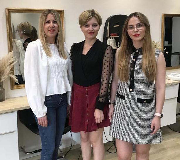 équipe studio coiffure Vélizy-Villacoublay